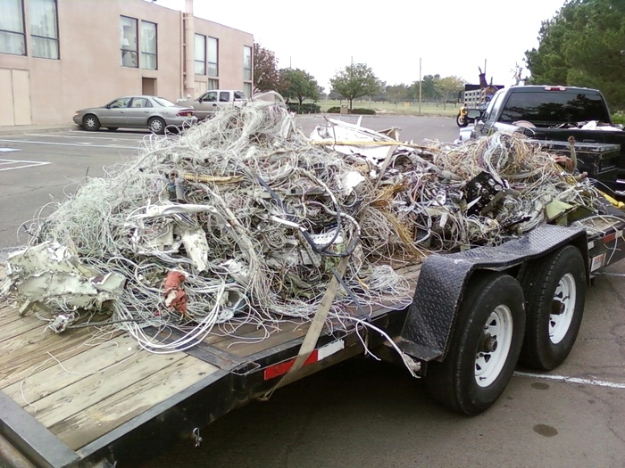 Unstripped Insulated Copper Wire and Wiring Harness Buyer Metal Recyclers